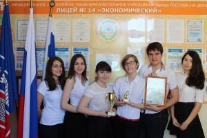 Победители Супер-финала интеллектуальных игр РСДМО